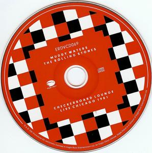 Muddy Waters & The Rolling Stones - Checkerboard Lounge (2012) [CD & DVD]