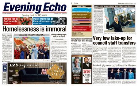 Evening Echo – December 20, 2018
