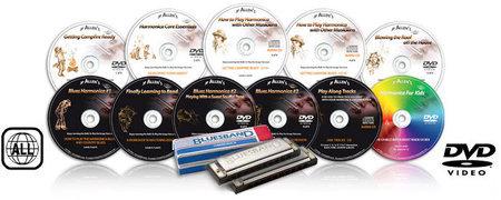 Jp Allens Complete Harmonica Bundle [repost]