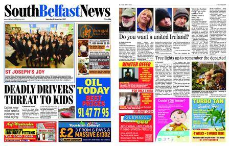 South Belfast News – December 08, 2017