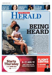 Newcastle Herald - August 5, 2019