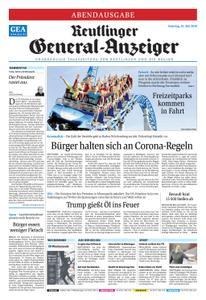 Reutlinger General-Anzeiger - 30. Mai 2020