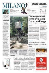Corriere della Sera Milano - 24 Maggio 2018