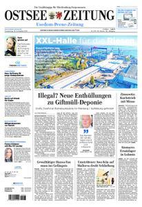 Ostsee Zeitung Wolgast - 29. November 2018