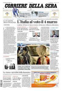 Corriere della Sera - 29 Dicembre 2017
