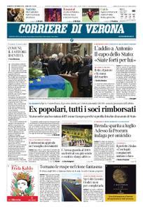 Corriere di Verona – 21 dicembre 2018