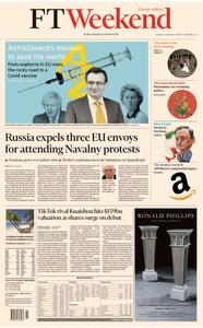 Financial Times Europe - February 06, 2021