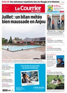 Le Courrier de l'Ouest Cholet – 05 août 2021