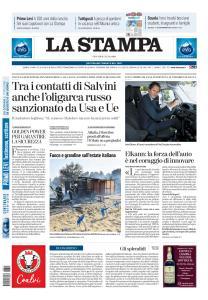 La Stampa Imperia e Sanremo - 11 Luglio 2019