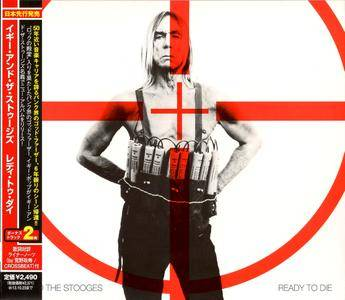 Iggy And The Stooges - Ready To Die (2013) [Japanese Edition]
