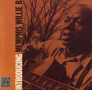 Memphis Willie B. - Introducing Memphis Willie B. (1961) {Prestige Bluesville OBCCD-573-2 rel 1994}
