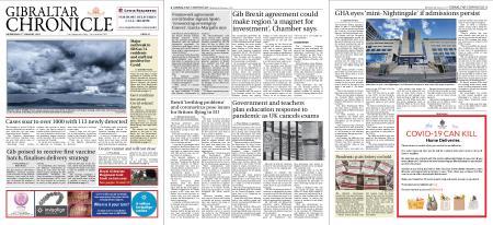 Gibraltar Chronicle – 06 January 2021