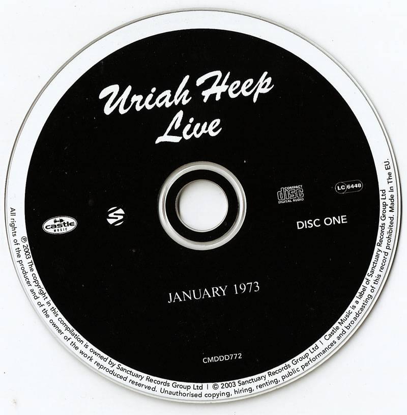Uriah Heep Live 73 1973 Avaxhome
