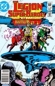 Legion of Super-Heroes 287 digital LP