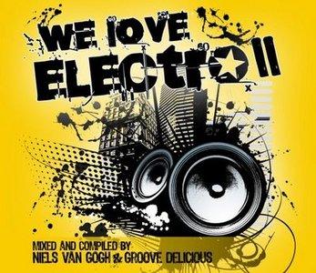 VA – We Love Electro II (2009)