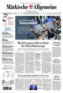 Märkische Allgemeine Fläming Echo - 12. April 2018