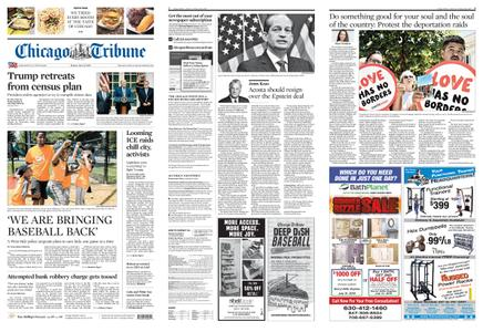 Chicago Tribune – July 12, 2019