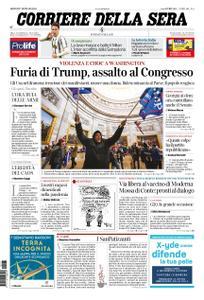 Corriere della Sera – 07 gennaio 2021
