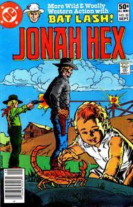 Jonah Hex 52 c2c DC Comics (1981 Sept)
