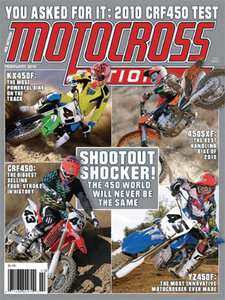 Motocross Action - February 2010 (US)