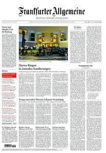Frankfurter Allgemeine Zeitung F.A.Z. - 20. November 2017