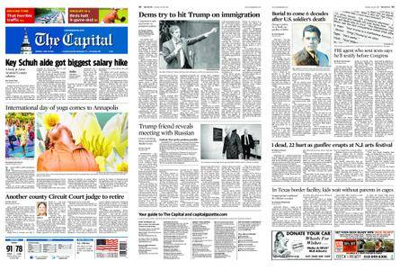 The Capital – June 18, 2018