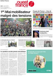 Ouest-France Édition France – 02 mai 2019