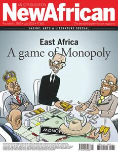 New African - July 2016