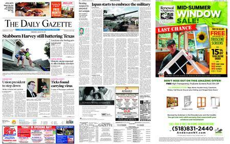 The Daily Gazette – August 30, 2017
