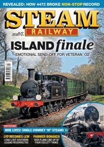 Steam Railway – 20 September 2019