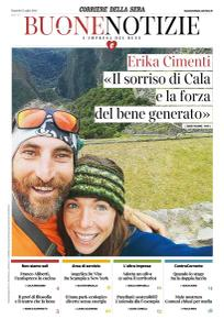 Corriere della Sera Buone Notizie - 6 Luglio 2021