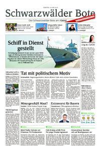 Schwarzwälder Bote Hechingen - 18. Juni 2019