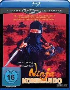 Ninja in the Dragon's Den (1982) Ninja Kommando