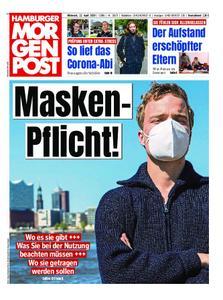 Hamburger Morgenpost – 22. April 2020