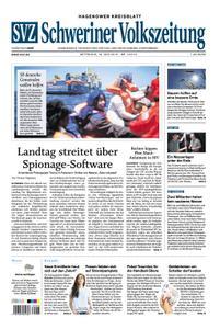 Schweriner Volkszeitung Hagenower Kreisblatt - 19. Juni 2019