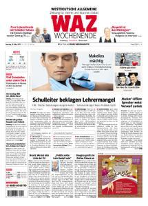 WAZ Westdeutsche Allgemeine Zeitung Herne - 23. März 2019