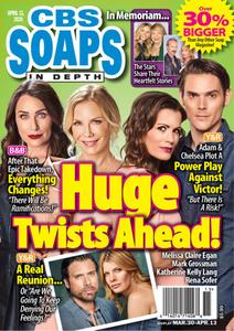 CBS Soaps In Depth - April 13, 2020
