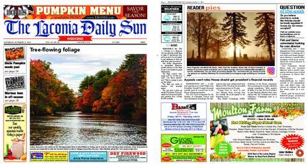 The Laconia Daily Sun – October 12, 2019