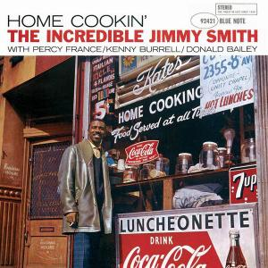 Jimmy Smith - Home Cookin' (1961) [Reissue 1996] (Repost)