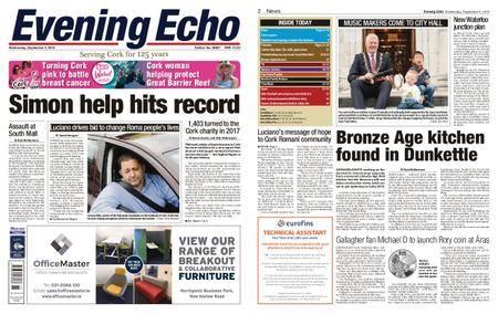 Evening Echo – September 05, 2018
