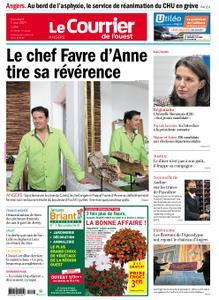Le Courrier de l'Ouest Angers – 07 mai 2021