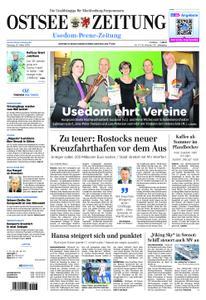 Ostsee Zeitung Wolgast - 25. März 2019