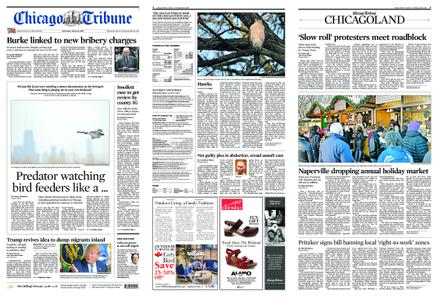 Chicago Tribune – April 13, 2019