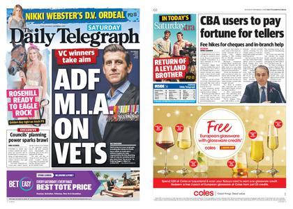 The Daily Telegraph (Sydney) – November 02, 2019
