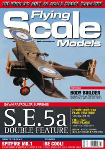 Flying Scale Models - Issue 244 - March 2020