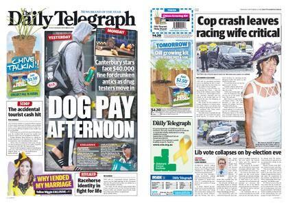 The Daily Telegraph (Sydney) – September 06, 2018