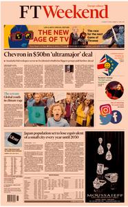 Financial Times Europe – 13 April 2019