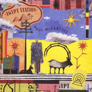 Paul McCartney - Egypt Station (2018) [2LP,Deluxe,Limited,Audiophile Edition,DSD128]