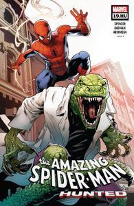 Amazing Spider-Man 019 HU (2019