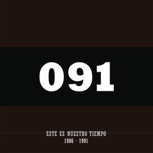 091 - Este Es Nuestro Tiempo 1986-1991 (2016) [Official Digital Download]